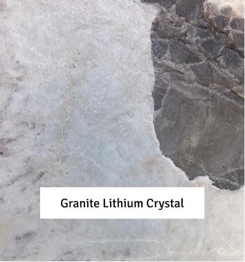 Granite Lithium Crystal