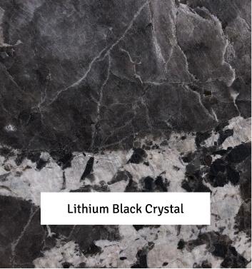 Lithium Black Crystal
