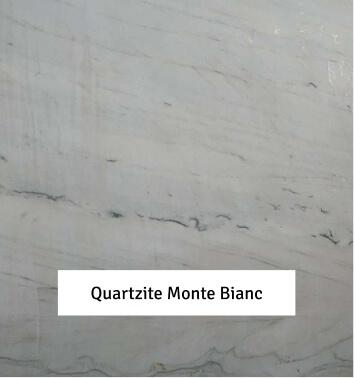 Quartzite Monte Bianc