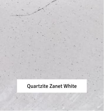 Quartzite Zanet White